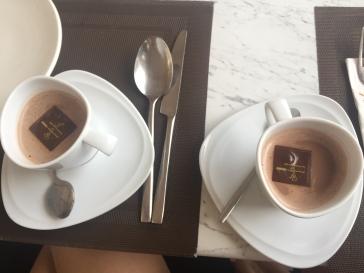 Hot chocolates!