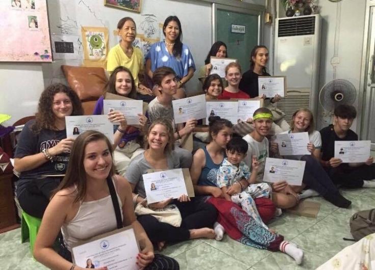 Thai Massage Camp
